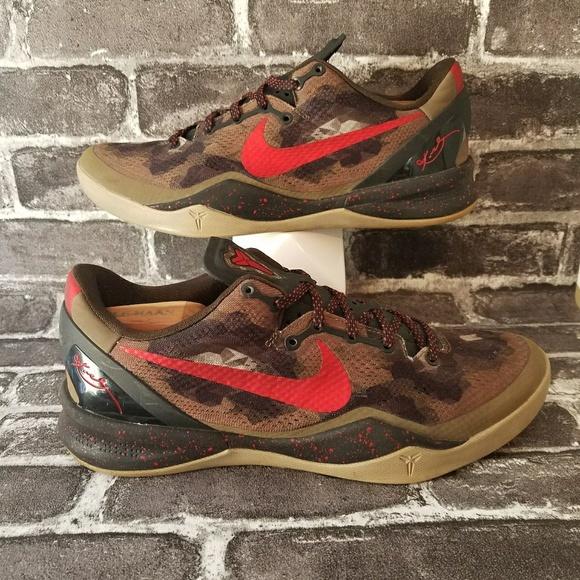 Nike Shoes | Kobe 8 Phyton Mens Size 85